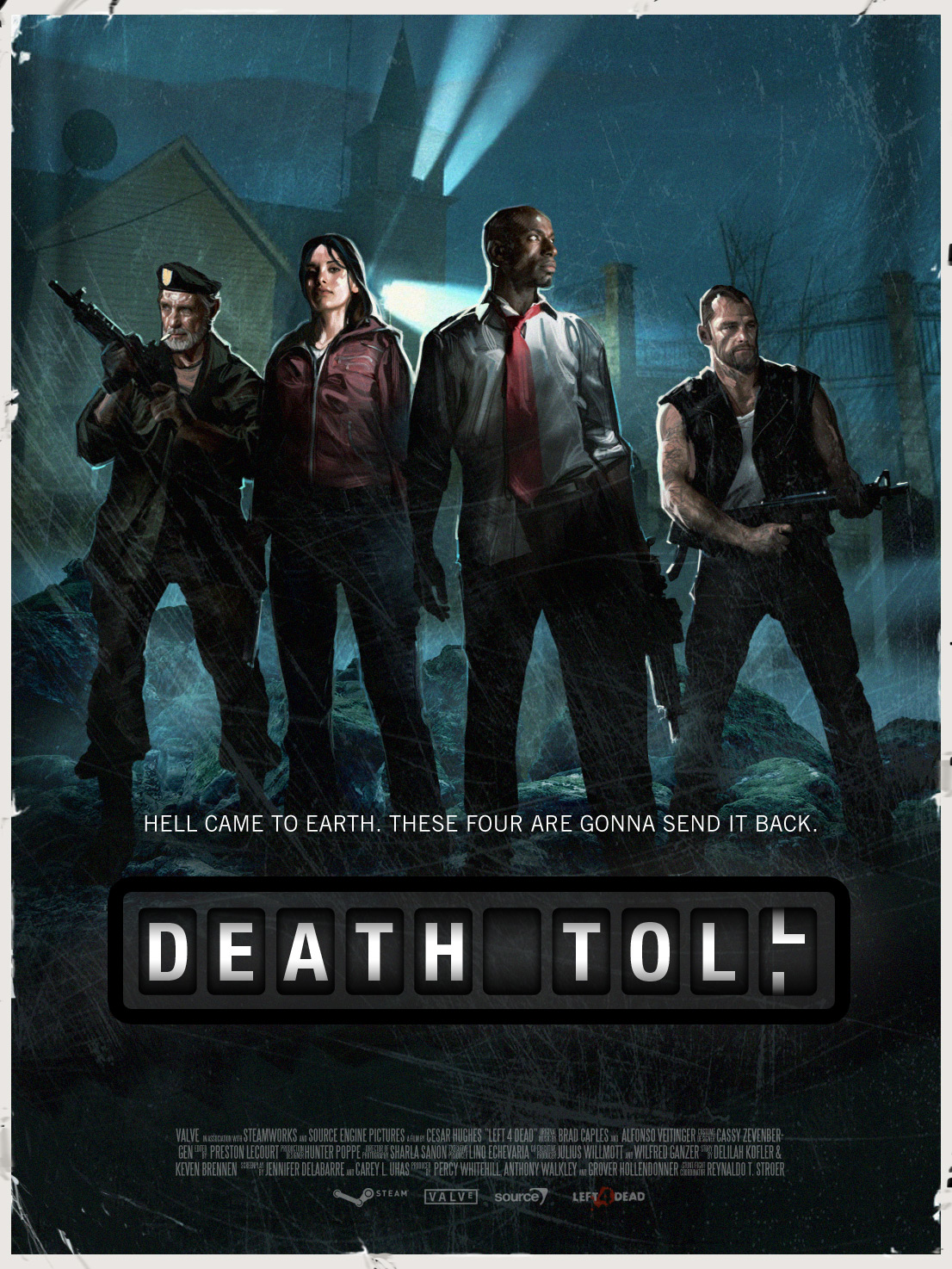 Toll - L4D Map Database L D Maps on