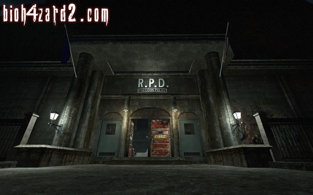 Car And Truck >> Chapter 1: Raccoon City - Midtown - L4D Map Database